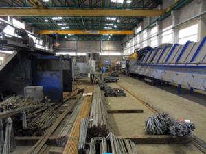 石家庄钢材加工厂